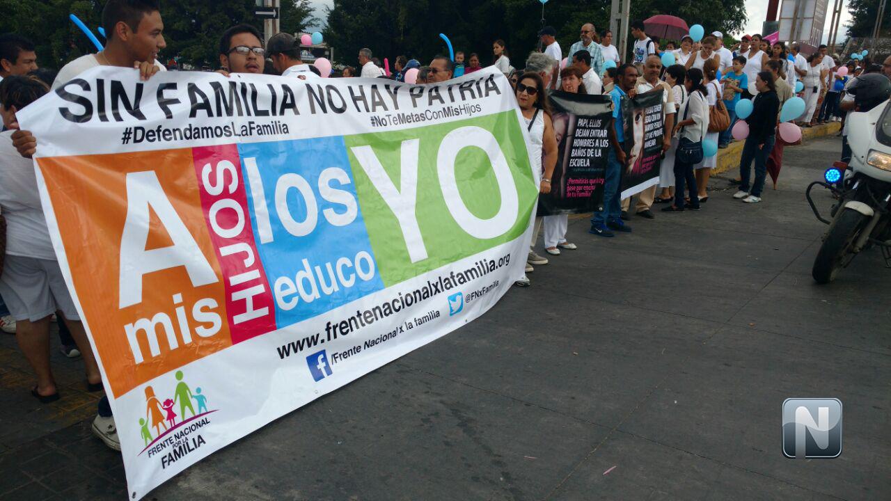 Matrimonio Catolico Y Protestante : Católicos y protestantes se unen en tepic marchan contra