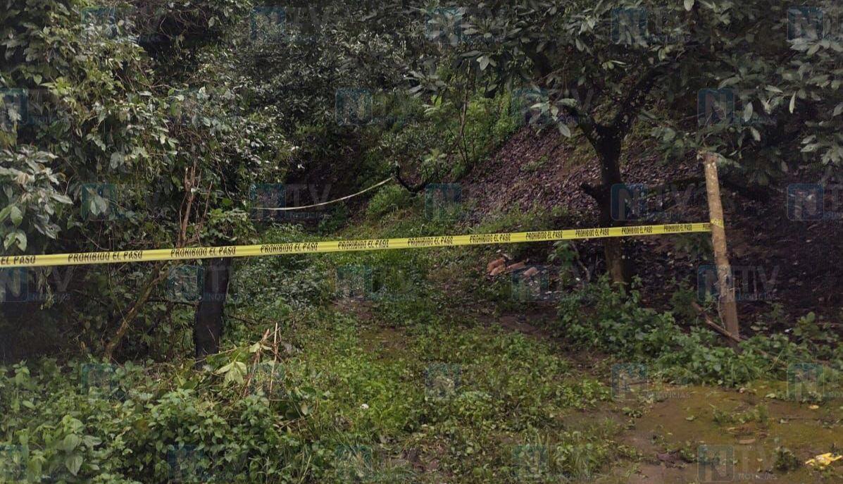 Hallan a dos hombres sin vida en brecha de la Tepic-Miramar