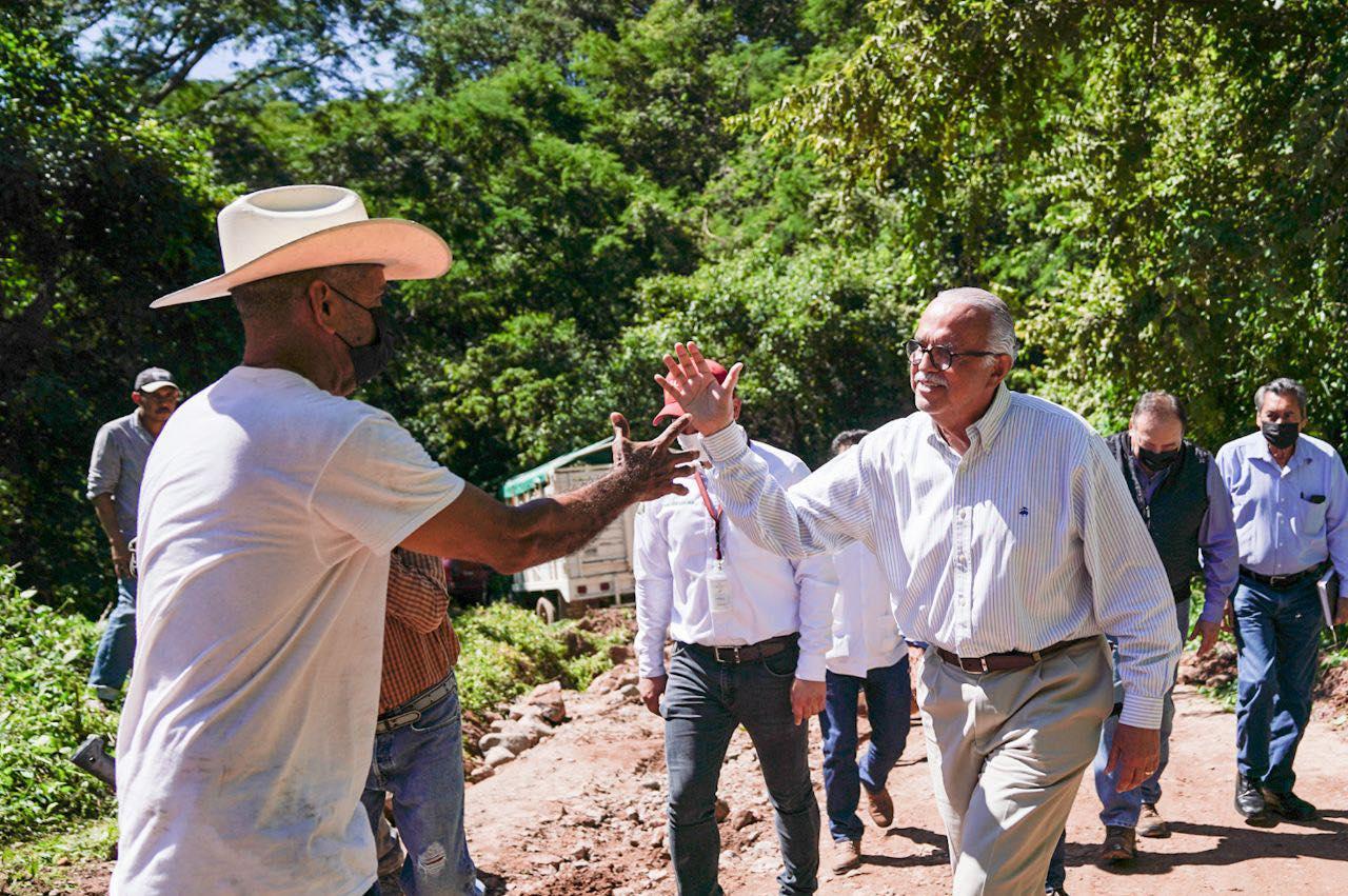 Nayarit en desastre pero no estamos vencidos, declara el Gobernador Navarro